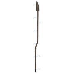 RIB230 Negro + MOTOR 2.5 hp