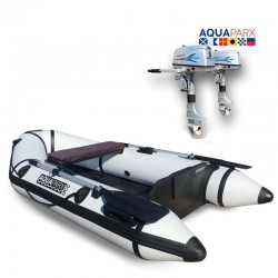 RIB230 White + OUTBOARD 5 hp