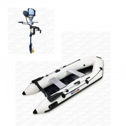 RIB280 White + OUTBOARD 1.2 hp