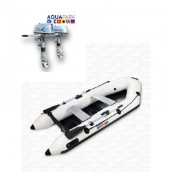 RIB280 White + OUTBOARD 5 hp